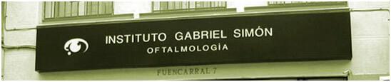 5441738093 Instituto Oftalmológico Gabriel Simón, Madrid | Dr. José Nieto