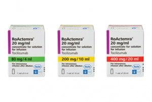 Tocilizumab sin leyenda