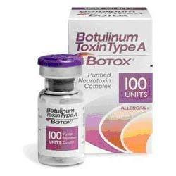 Toxina botul°nica (Botox)