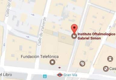 Clínica de blefaroplastia en Madrid