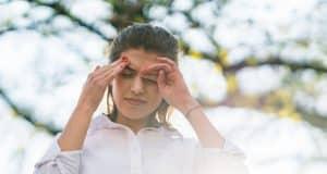 tiroides en los ojos