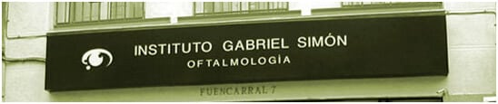 Gabriel Simón Ophthalmological Institute, Madrid